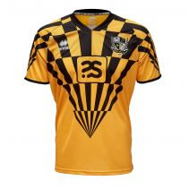 Port Vale 2020 Home Goalkeeper's Kit Design
