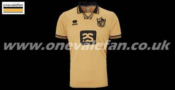 Port Vale 2021 away kit