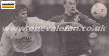 Everton 2-2 Port Vale press clippings
