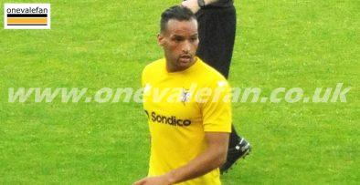 Port Vale winger Kaid Mohamed