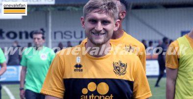 Port Vale defender Nathan Smith
