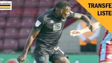 Transfer listed Port Vale striker Theo Robinson