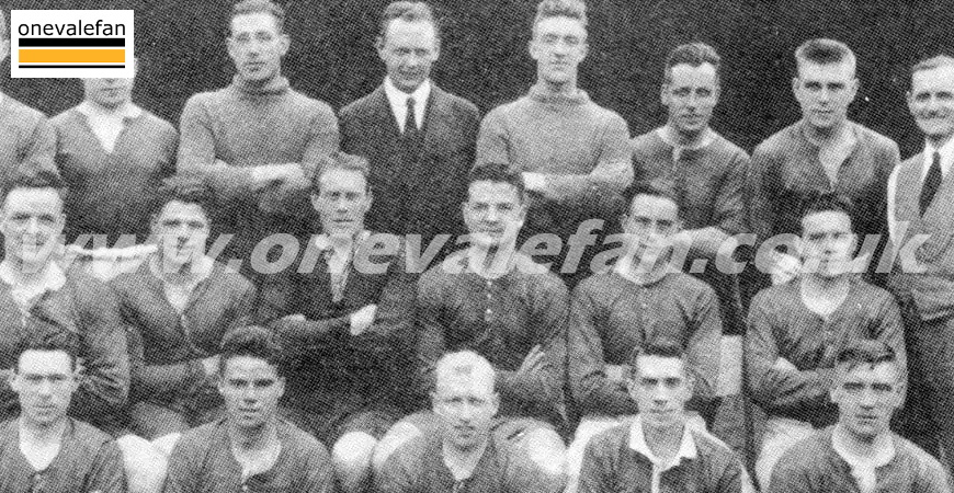 Port Vale's first-ever promotion in 1930 was an amazing, against the odds triumph
