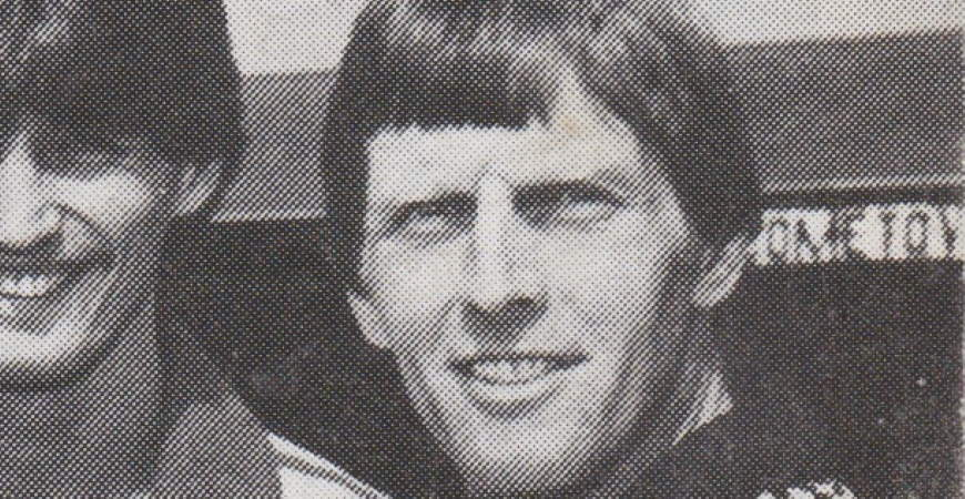 Port Vale coach Alan Oakes