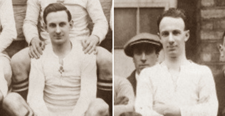 The Pursell brothers - Bob and Peter
