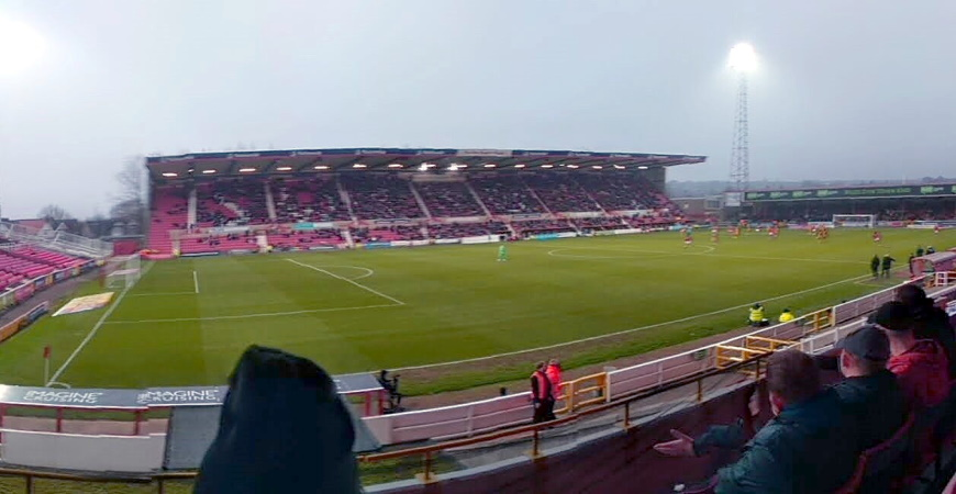 The County Ground, Swindon Town FC