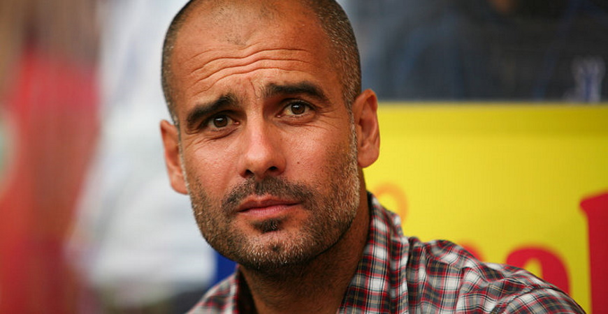 """""""File:Josep Guardiola 0525.jpg"""" by Thomas Rodenbücher is licensed under CC BY 2.0"""