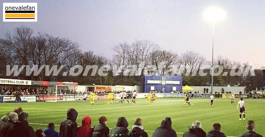 """""""#facupodyssey part seven: Sutton United v. Cheltenham Town, Second Round"""" by qwghlm is licensed under CC BY-NC-SA 2.0"""