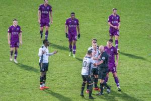 Port Vale 0-1 Carlisle Utd, 2019