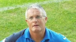 Manager Micky Adams
