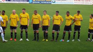 The Port Vale line-up
