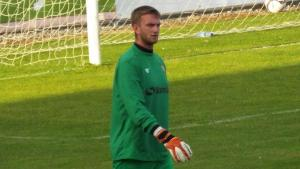 Goalkeeper Chris Neal