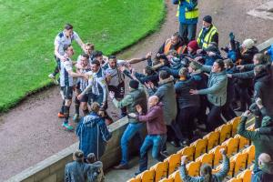 Port Vale 2-1 Mansfield Town 2019