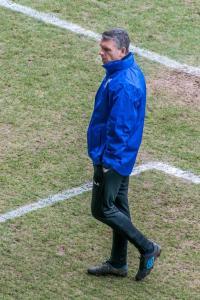 Manager John Askey