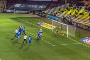 Vale go close against Notts County