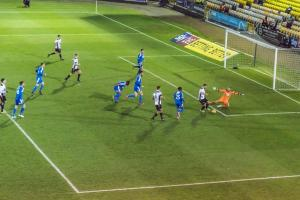 Port Vale go close again against Notts County