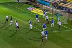 Port Vale 1-4 Oldham Athletic - match action