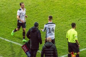 Scott Quigley replaces Luke Joyce