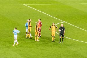 Man City 4-1 Port Vale, 2020