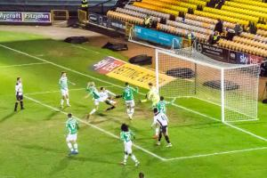Port Vale 3-0 Yeovil: Sub Cristian Montano slots the ball home with his second touch