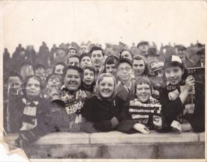 Vintage Port Vale fan images
