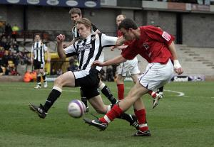 Port Vale 3-1 Darlington, 2009